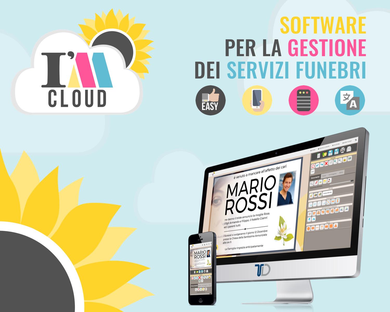 I'Memento Cloud - Software per la Gestione dei servizi funebri